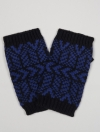 Fair Isle Fingerless Glove