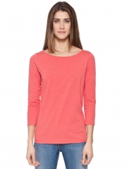 Cotton Modal Bateau Neck