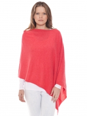 Cashmere Two Way Diagonal Topper