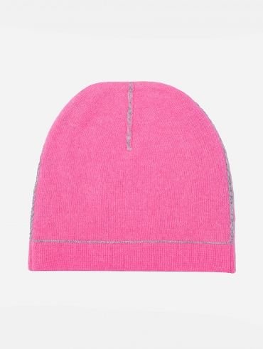 Cashmere Double Faced Hat