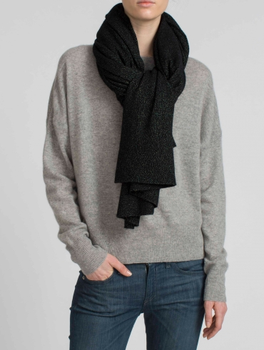 Cashmere Pearl Travel Wrap