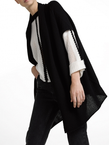 Cashmere Two Way Cocoon