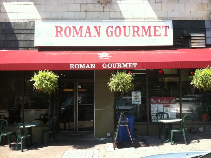 Roman Gourmet
