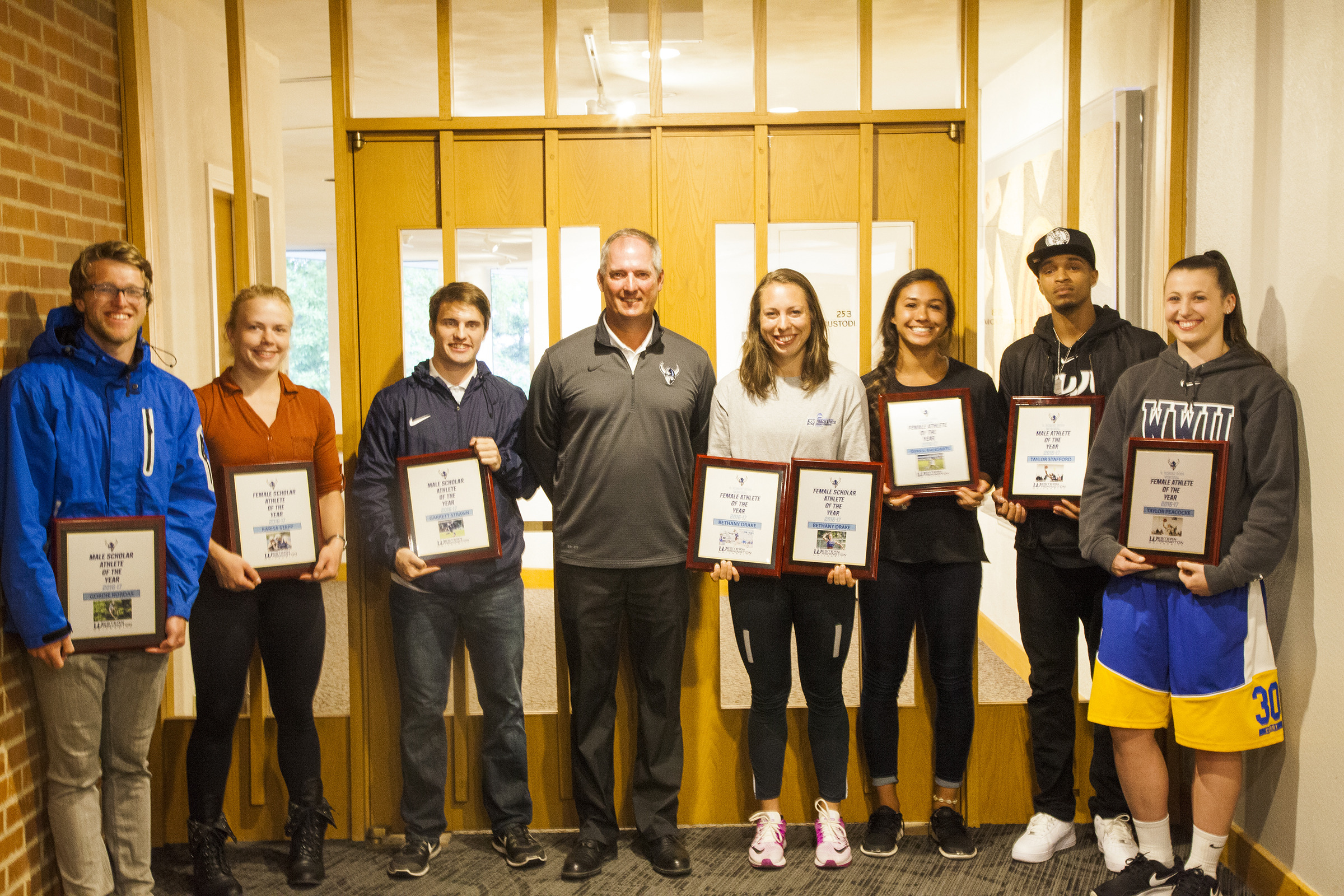 2016-17 WWU Athletics Student-Athlete Awards - Western ...