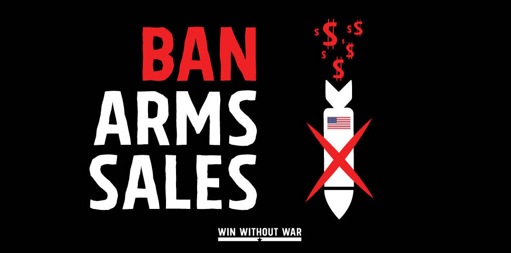 Secretary Blinken: Ban weapons sales to Saudi Arabia and the UAE