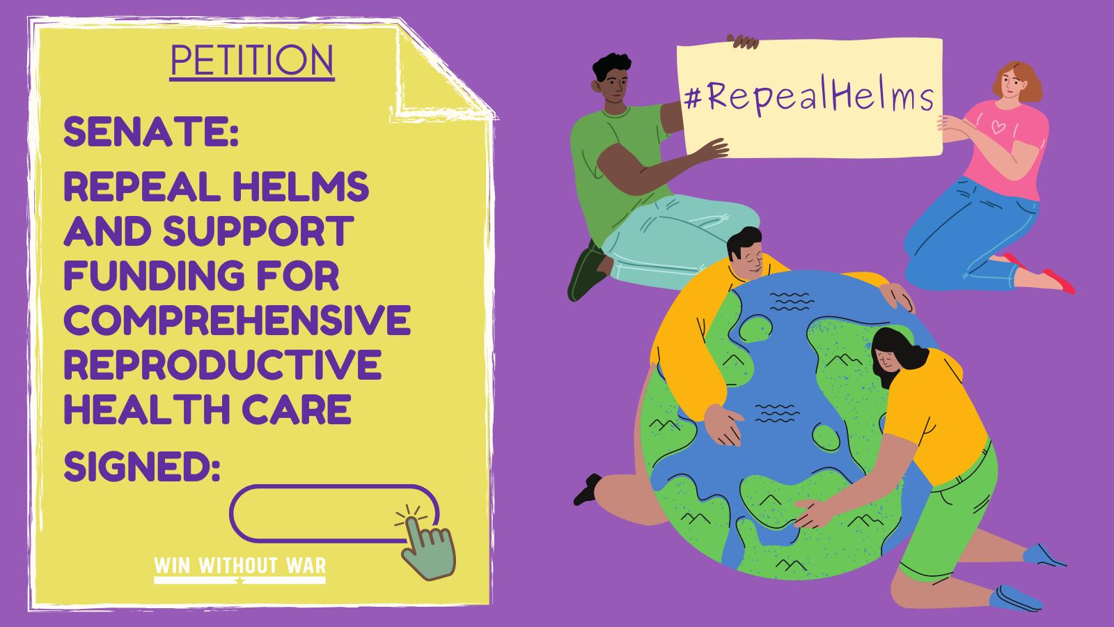 Senate: #RepealHelms