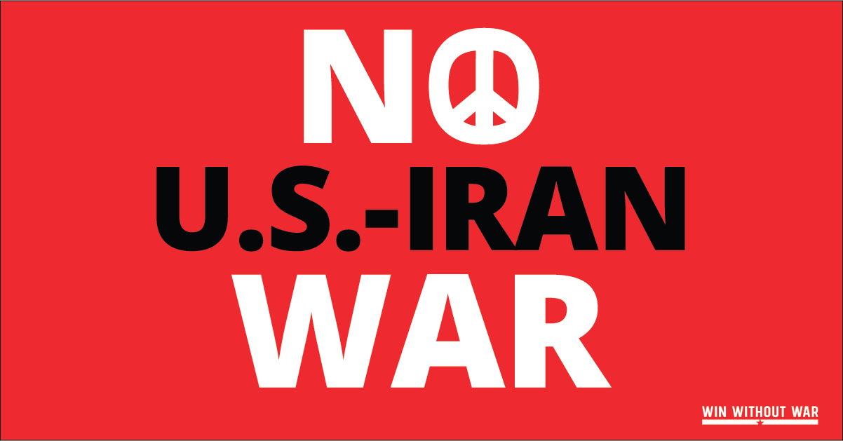 Call Congress: No War with Iran!