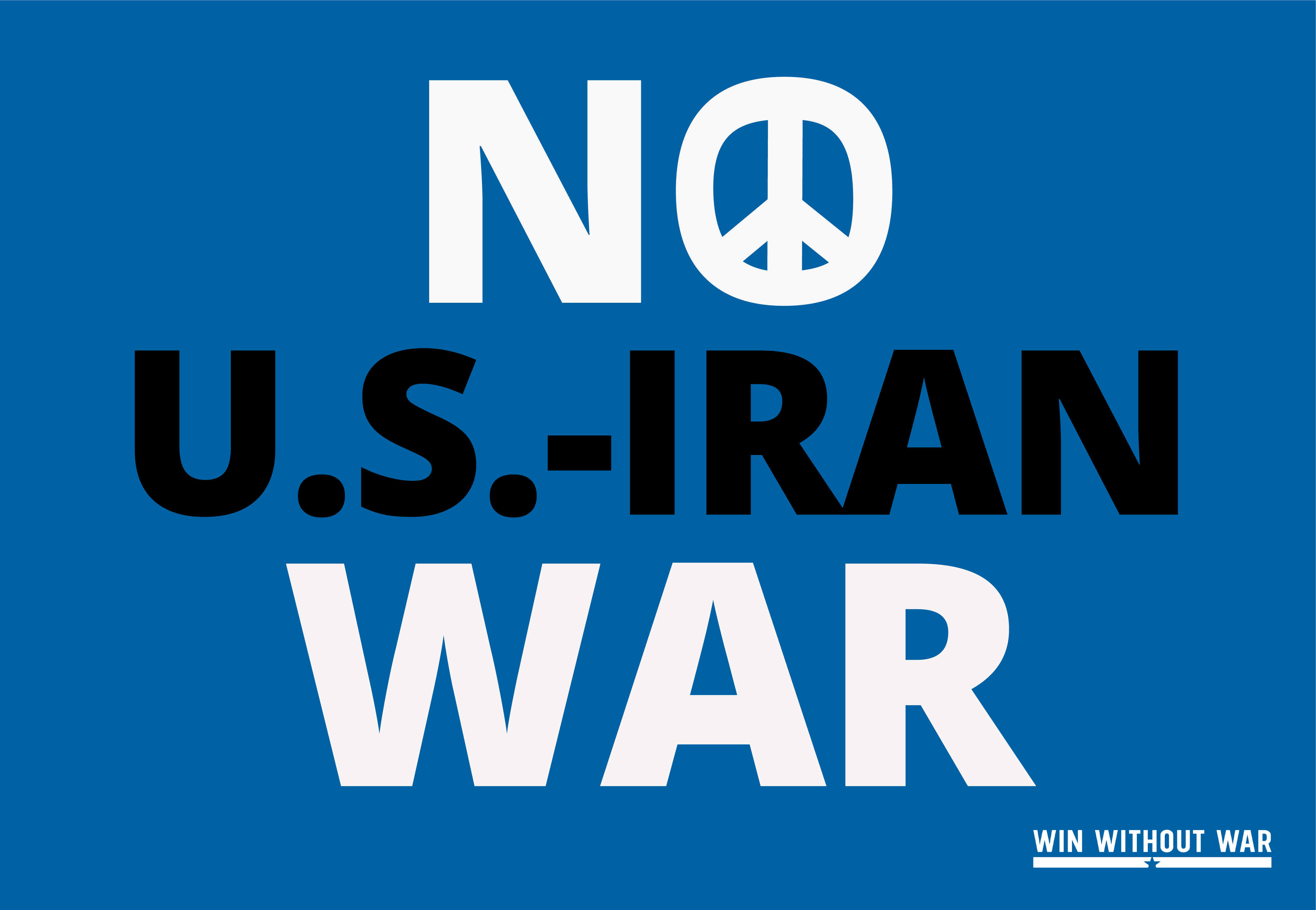 Tell the Senate: No War with Iran!