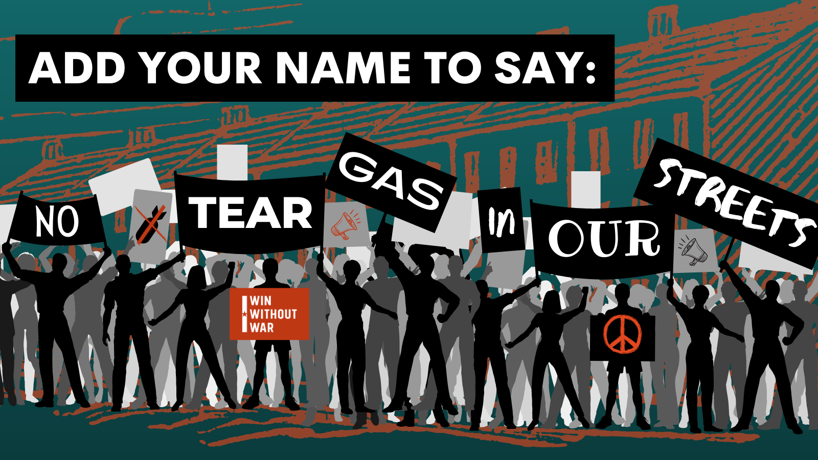 Let's Ban Tear Gas from the United States