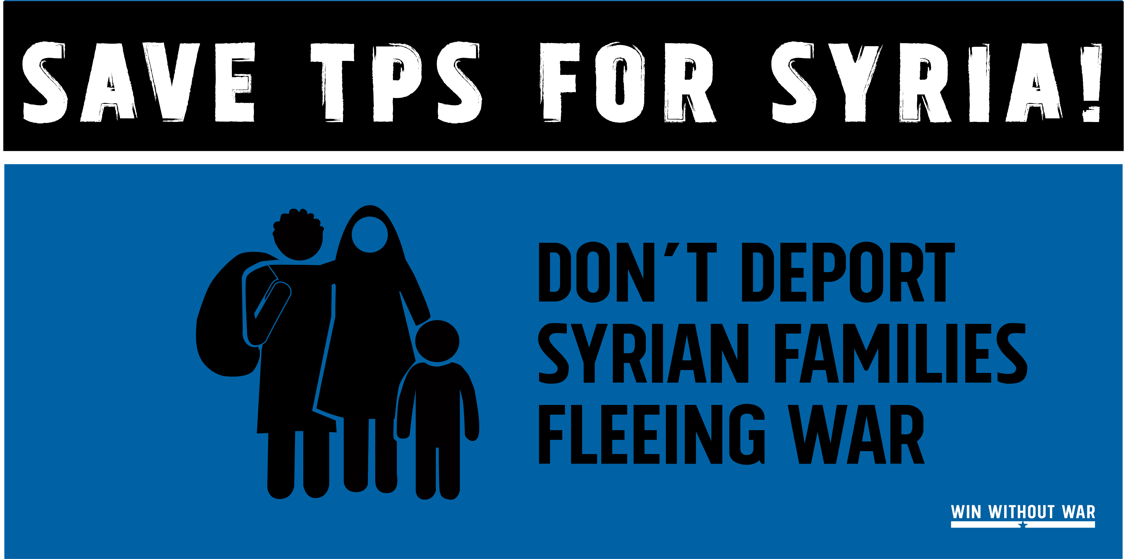Tell Congress: Save TPS for Syria