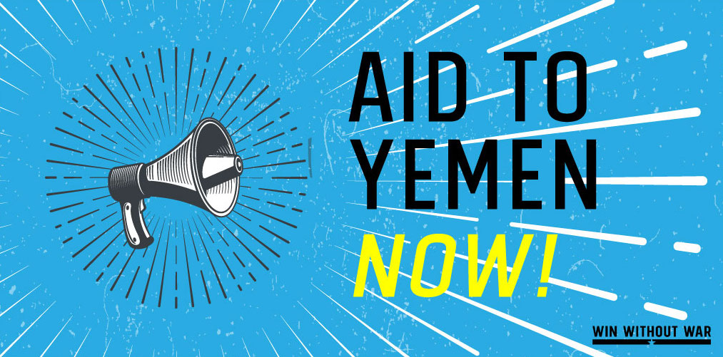Write Congress: Restore USAID funding to Yemen now!