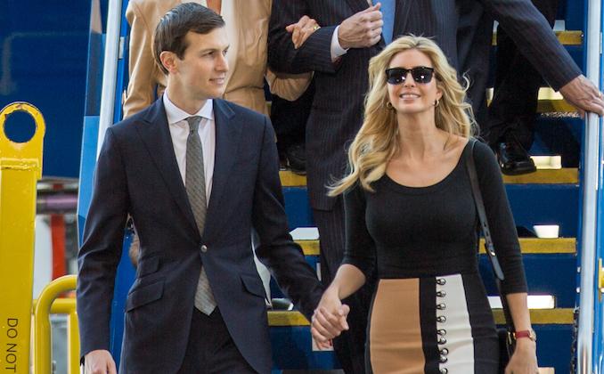 Revoke Jared Kushner and Ivanka Trump's security clearance