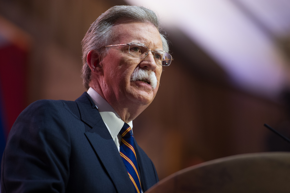 Tell Congress: Impeach John Bolton!