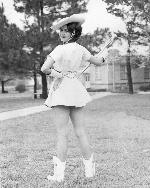 Rena Southerland, Majorette 1965