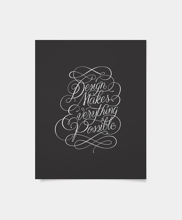 Design Makes Everything Possible - Alice Lee