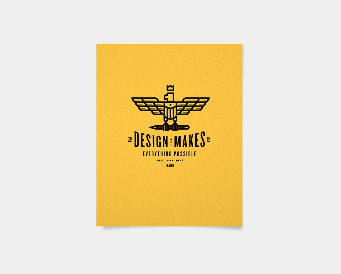 Design Makes Everything Possible - Allan Peters