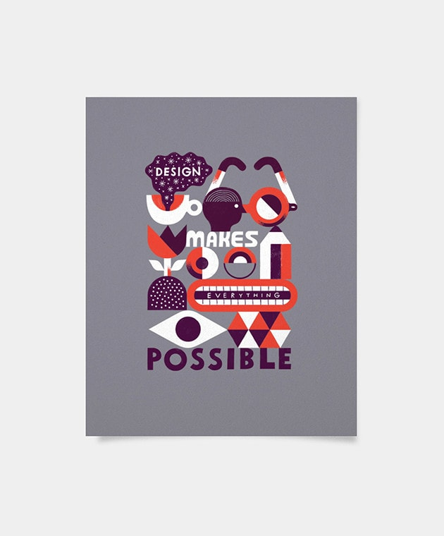 Design Makes Everything Possible - Andy Miller