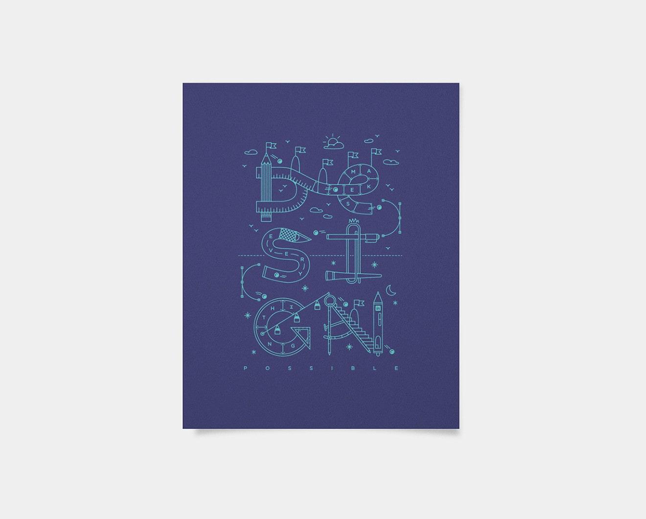 Design Makes Everything Possible - Gerren Lamson