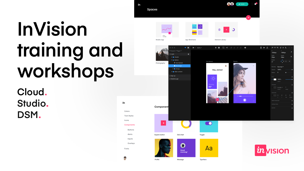 InVision DesignTalk
