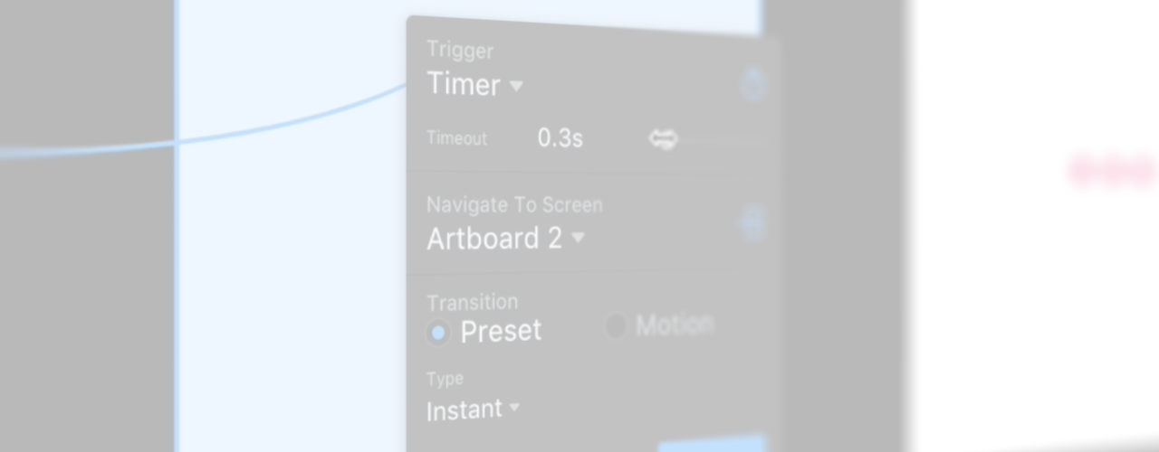 Advanced animation using motion - InVision