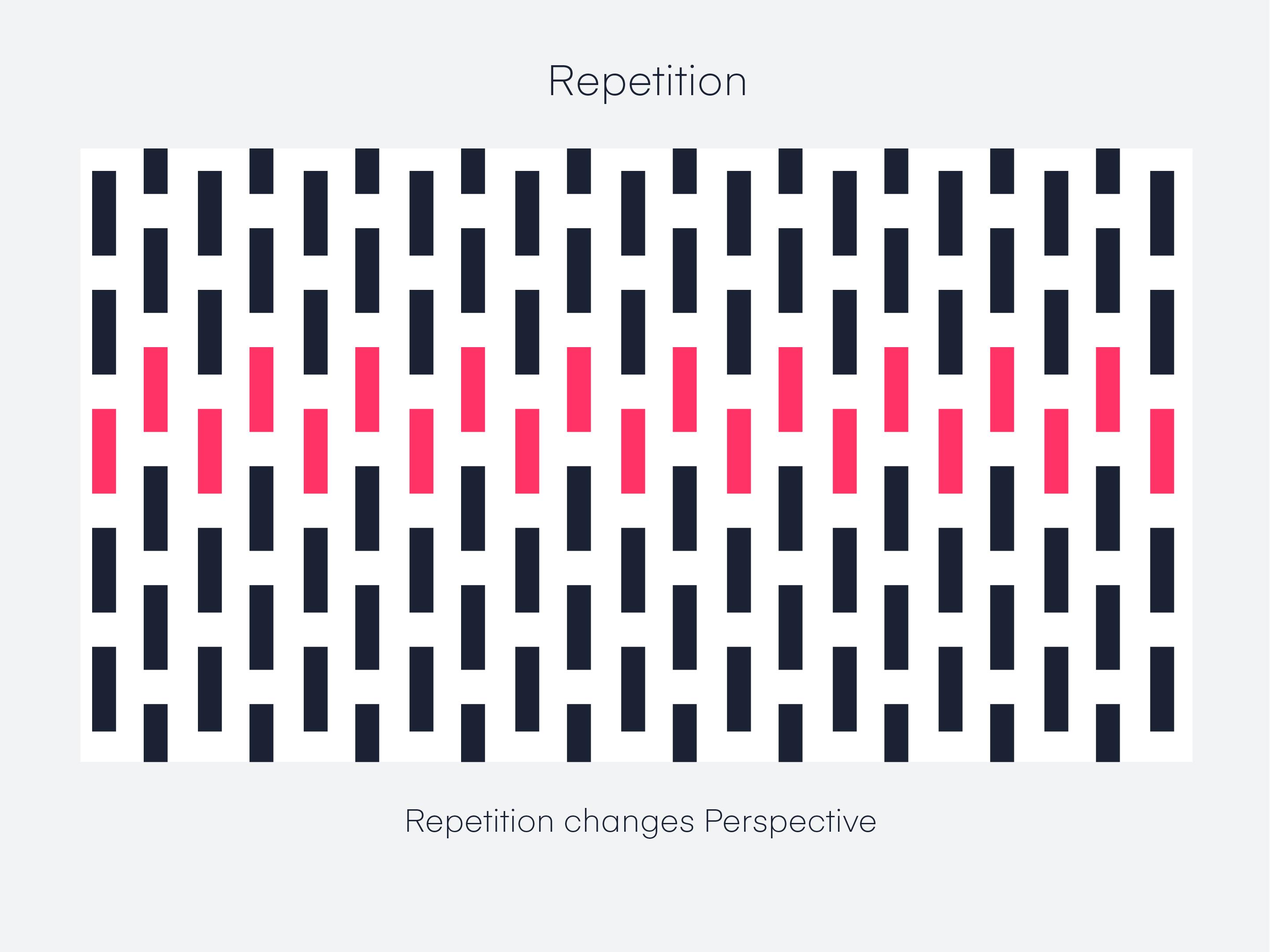 Unity principle of design | Design Defined | InVision