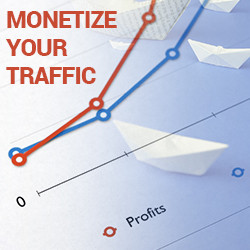 Monetize your traffic