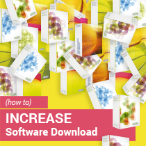 How to increase software downloads