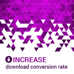How to increase your download conversion rate