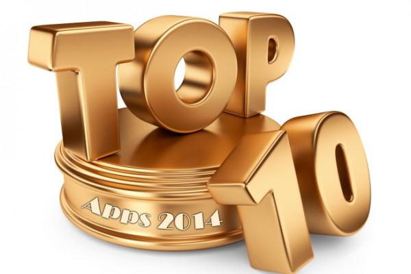 Top 10 apps 2014 2015