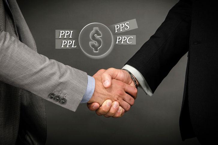 Pengertian dan Jenis Program Afiliate PPC PPS dan PPL