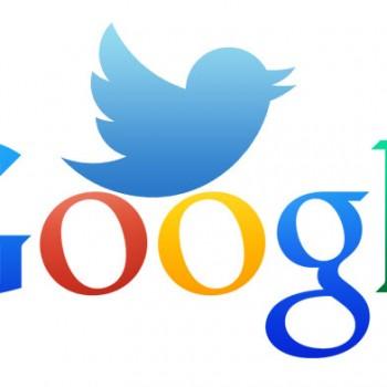 Twitter in Google