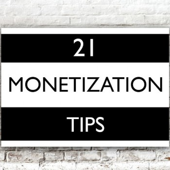 Monetization-Tips