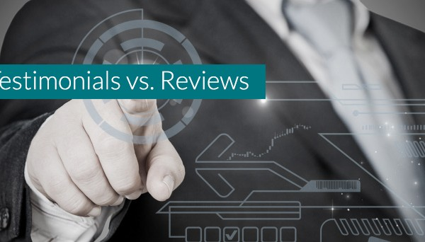 Testimonials vs. Reviews