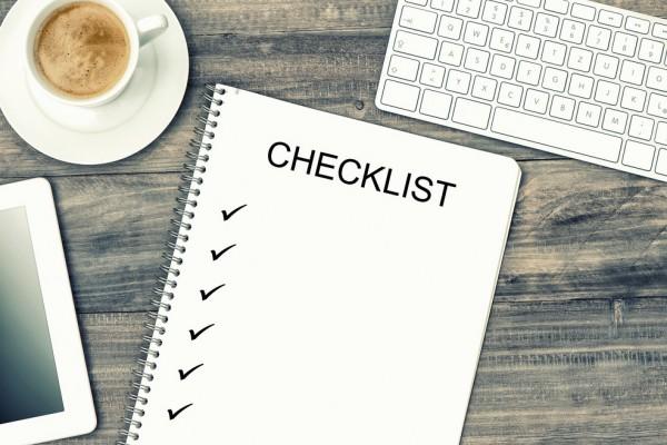 2016 Content Publishers Checklist