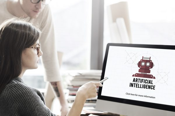 SEO lesson artificial intelligence