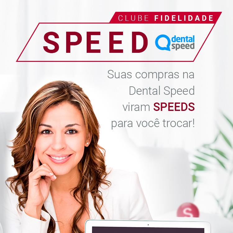 Suas compras na Dental Speed Graph viram SPEEDS para você trocar!