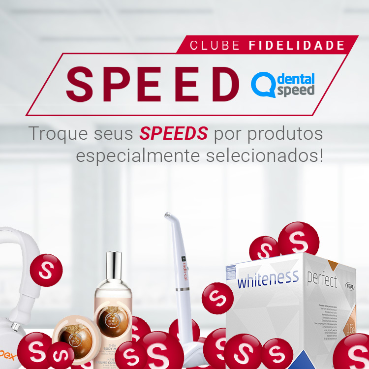 Troque seus SPEEDS por produtos especialmente selecionados!