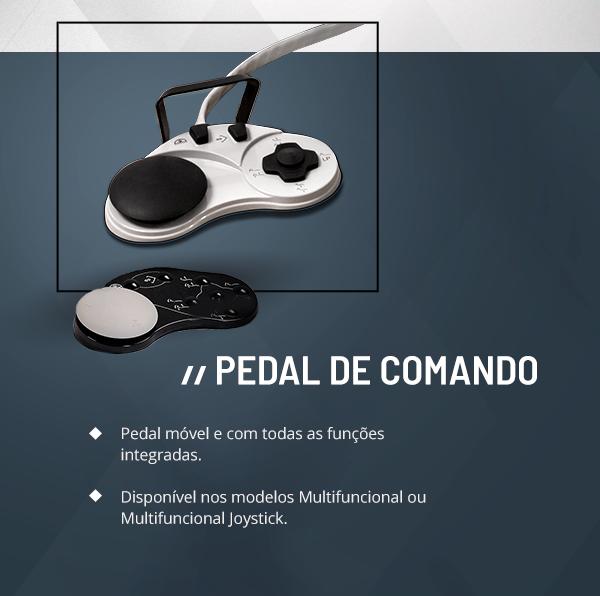 Pedal de Comando
