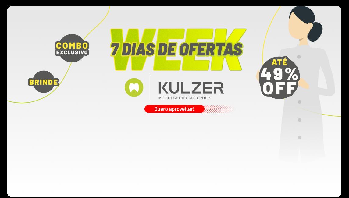 Week Kulzer - Até 49% OFF!