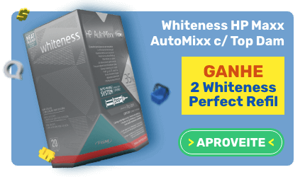 Whiteness HP Maxx AutoMixx c/ Top Dam