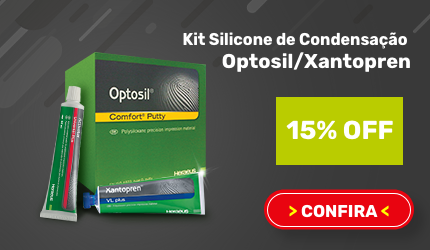 Kit Silicone de Condensação Optosil/Xantopren - 25% OFF