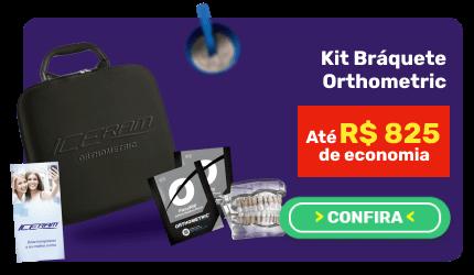 Kit Bráquete Orthometric