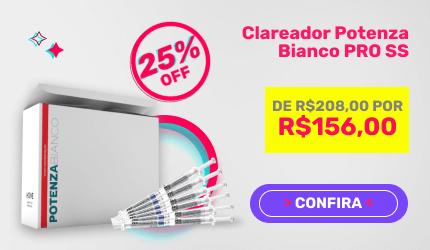 Clareador Potenza Bianco PRO SS