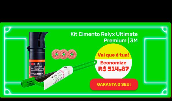 Kit Cimento Relyx Ultimate Premium