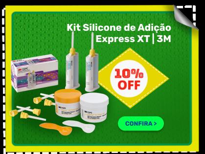 Kit Silicone de Adição Express XT