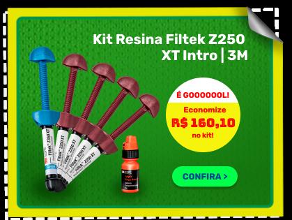 Kit Resina Filtex z250