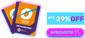 Arco Flexy Niti Linha Estética