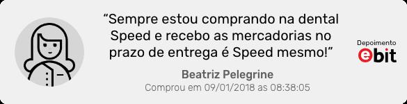 Depoimento da cliente Beatriz Pelegrine