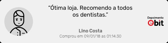 Depoimento da cliente Lino Costa