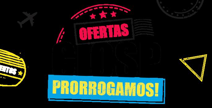 Ofertas CIOSP - Prorrogamos